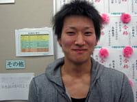 昭和学院高校 進学実績(2010) 丸杉 貴世馬君が北里大学 獣医学部 獣医学科に現役合格!